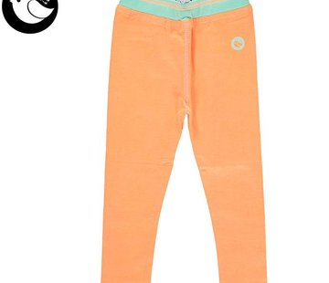 Birds by D-rak Mt 152: Legging neon oranje