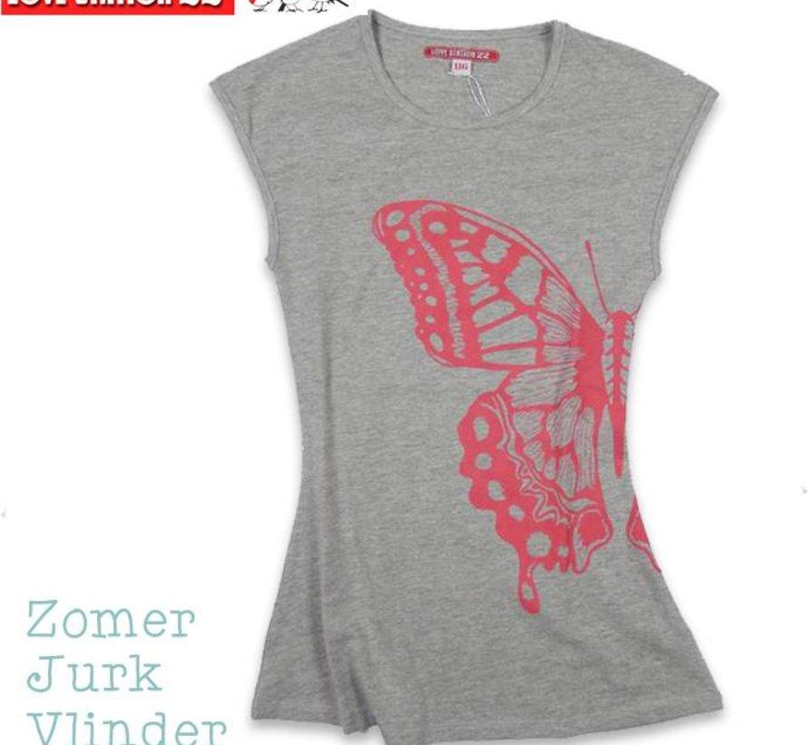 Zomerjurkje vlinder