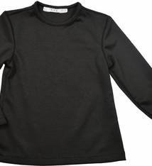 Soekartien -hand made  Zwart shirt
