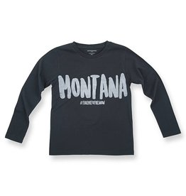 How to kiss a frog Longsleeve tee  montana