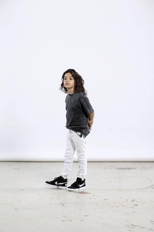 I dig Denim Madison high jeans white