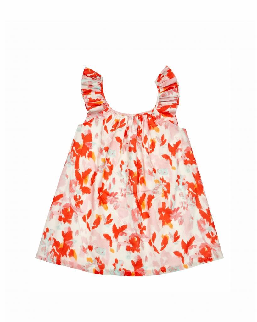 Iglo + Indi Coral dress