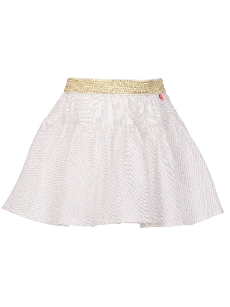 Le Big Joanne skirt white