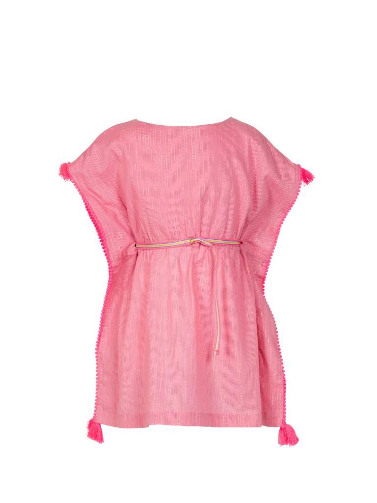 Le Big Joanne kaftan pink