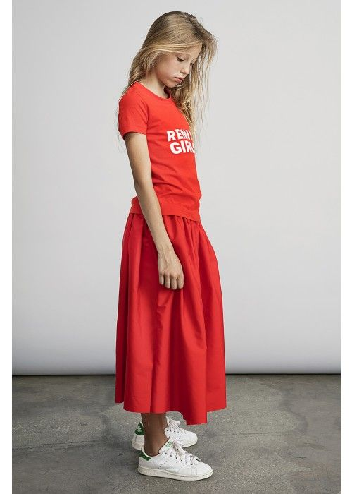 Little Remix Collin skirt red