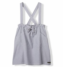 Finger in the nose Pinafore dress