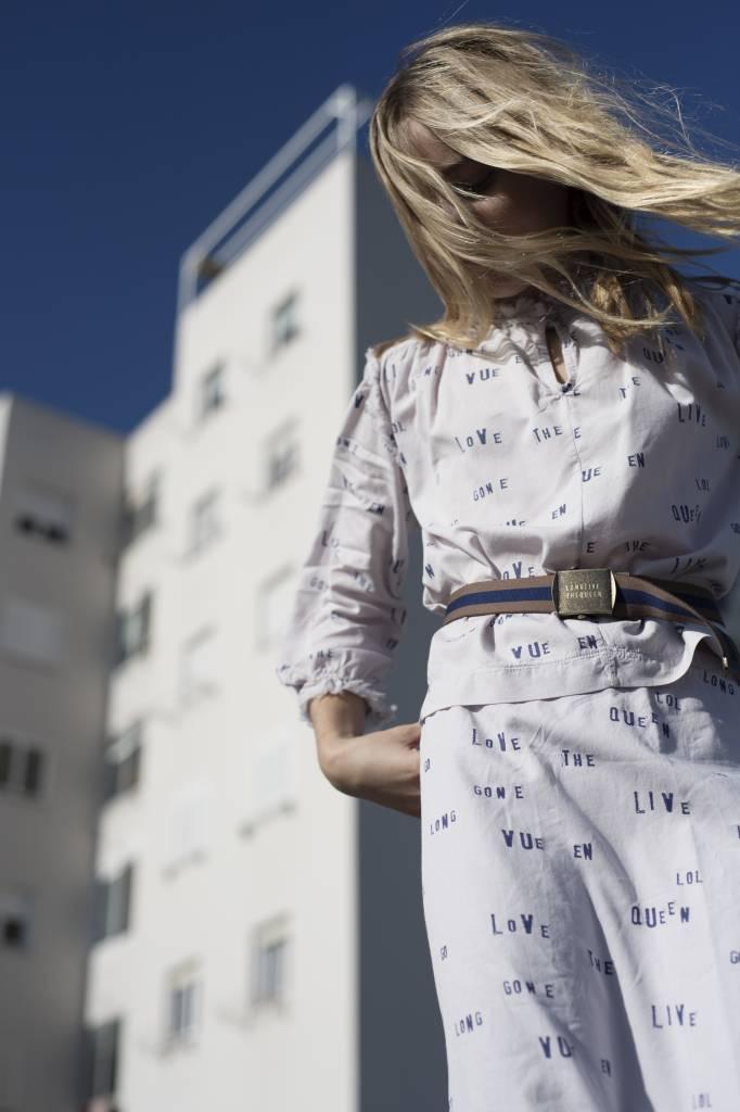 Longlivethequeen Maxi skirt