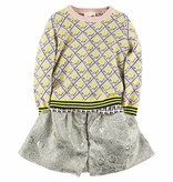 Simple Kids Madonna alpha  pullover powder