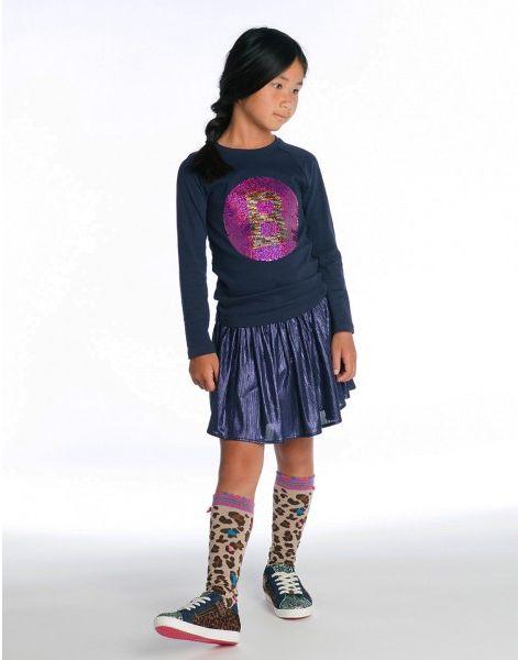 Le Big Klaudia skirt Black Iris