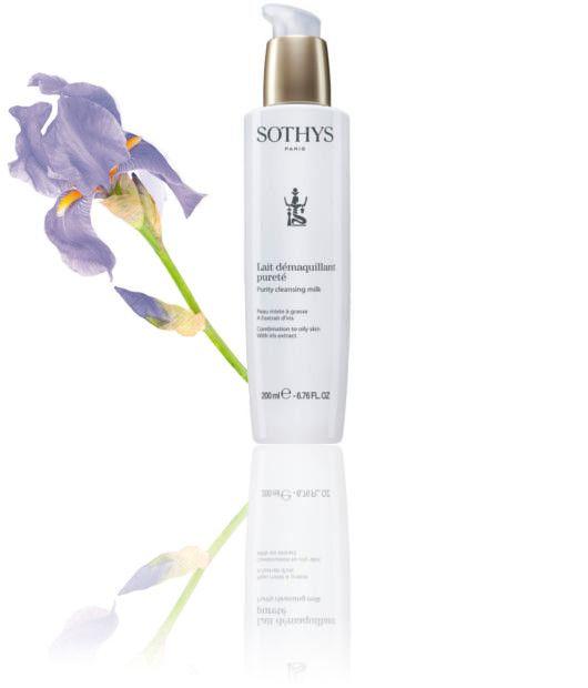 Sothys  Lait démaquillant Pureté / reinigingsmelk voor de gemengde tot vette huid