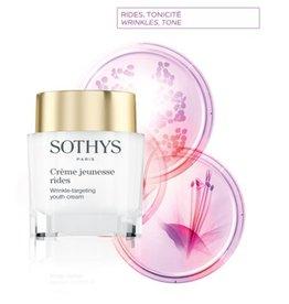 Sothys Vanaf 30 jaar Anti-Rimpel Confort Anti-Aging Crème Jeunesse Rides
