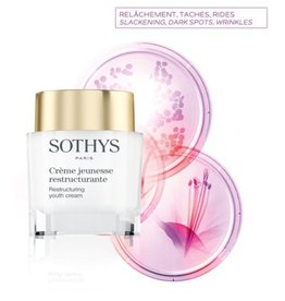 Sothys Sothys vanaf 55 jaar Anti-Aging Crème Jeunesse Restructurante