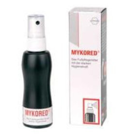Mykored Anti-Voetschimmel Mykored tegen nagel-en voetschimmel spray 75 ml