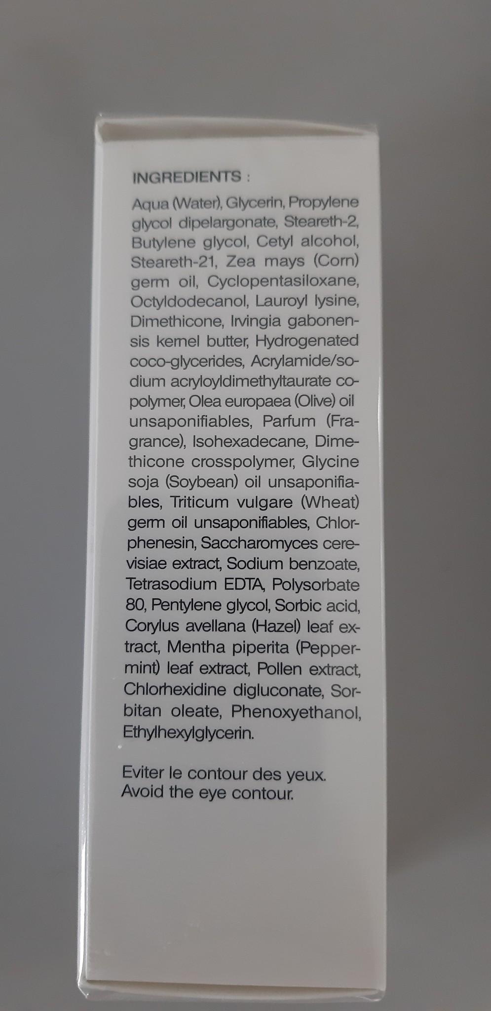 Sothys Clarté en Confort Crème Legere voor de huid met couperose of roodheden