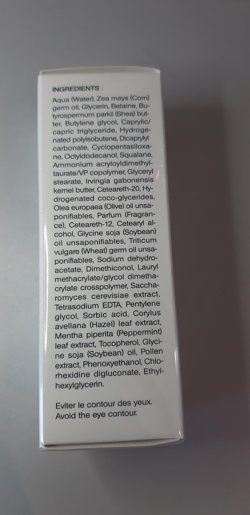 Sothys Clarté en Confort crème protective voor de huid met couperose of roodheden
