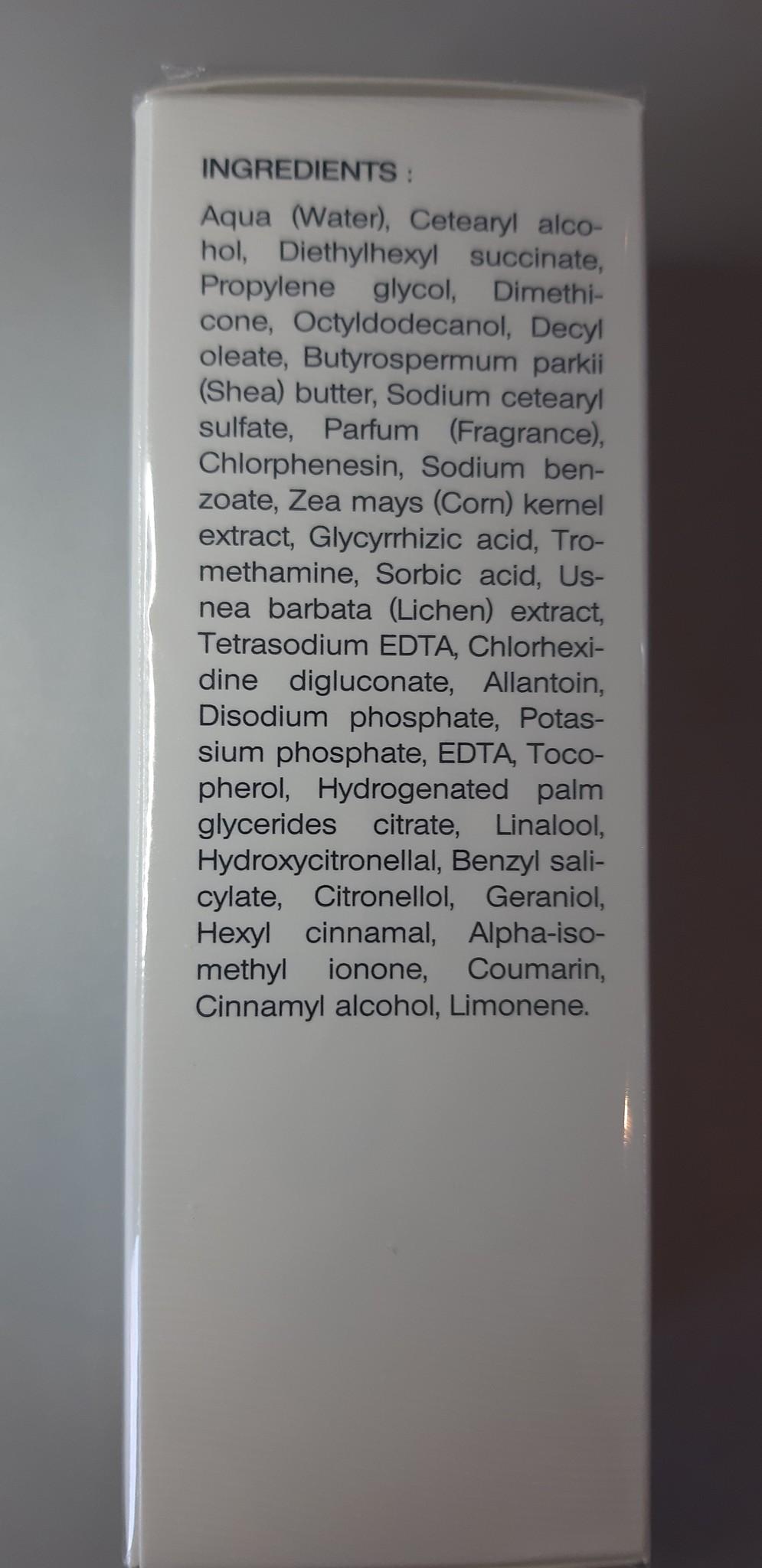 Sothys Crème Reparatrice voor de vette huid