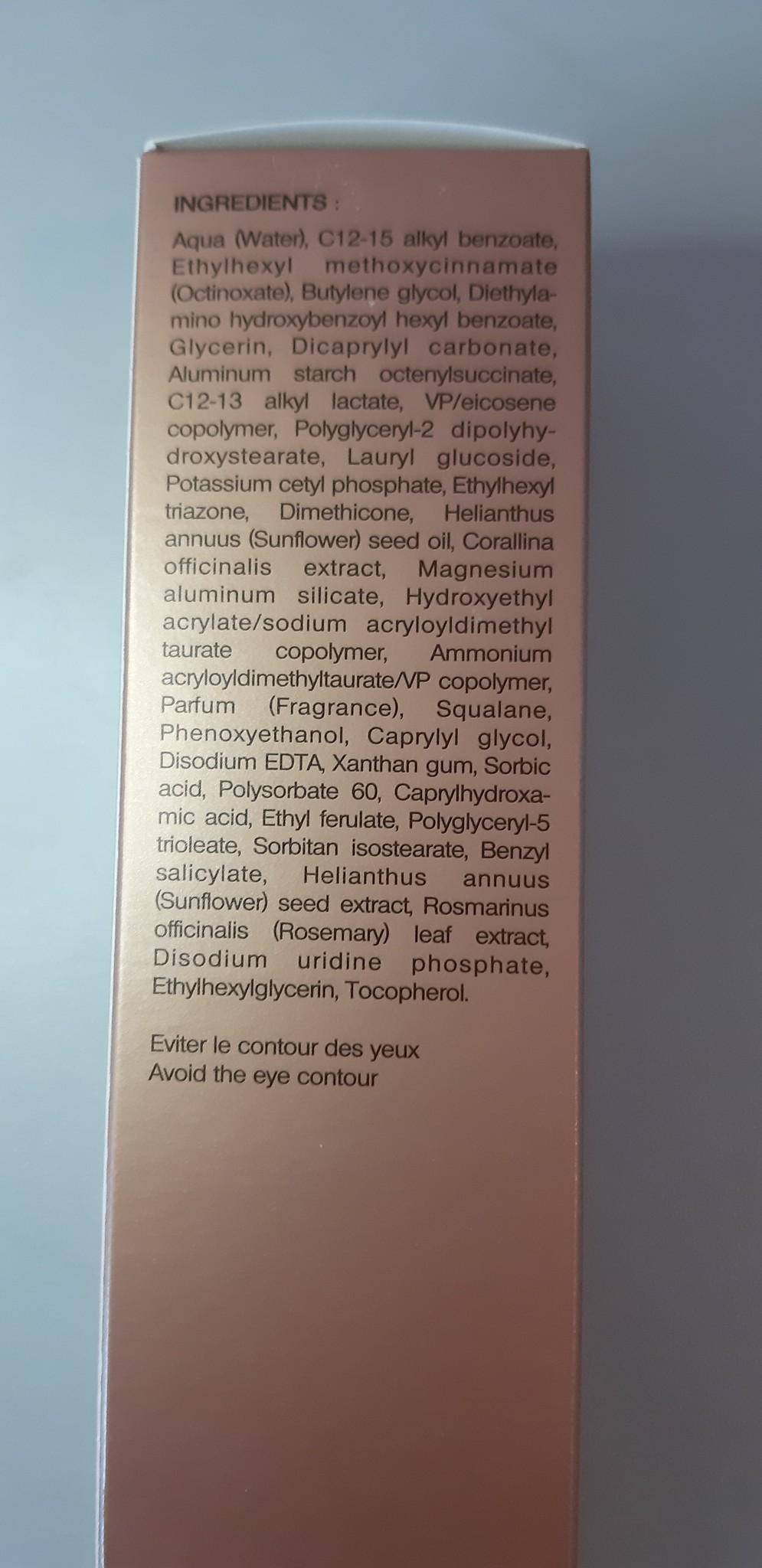 Sothys Fluide Visage et Corps SPF20 voor gelaat en lichaam