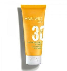 Malu Wilz Malu Wilz Zonnecrème voor het gelaat SPF30/UVA/UVB