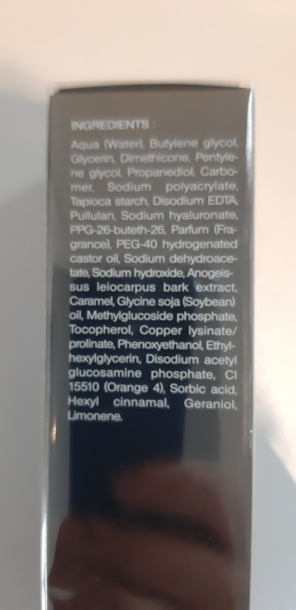 Sothys Serum Jeunesse  Verstevigend serum/Focus Fermeté