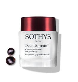 Sothys Ligne Detox Energie Crème Jeunesse Energie