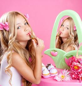 Nougatine Paris Workshop Make-up en gelaatsverzorging voor kinderen op locatie