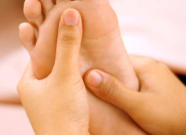 Pedicure, medische voetverzorging en esthetische voetverzorging in Hamont-Achel in het noorden van Limburg