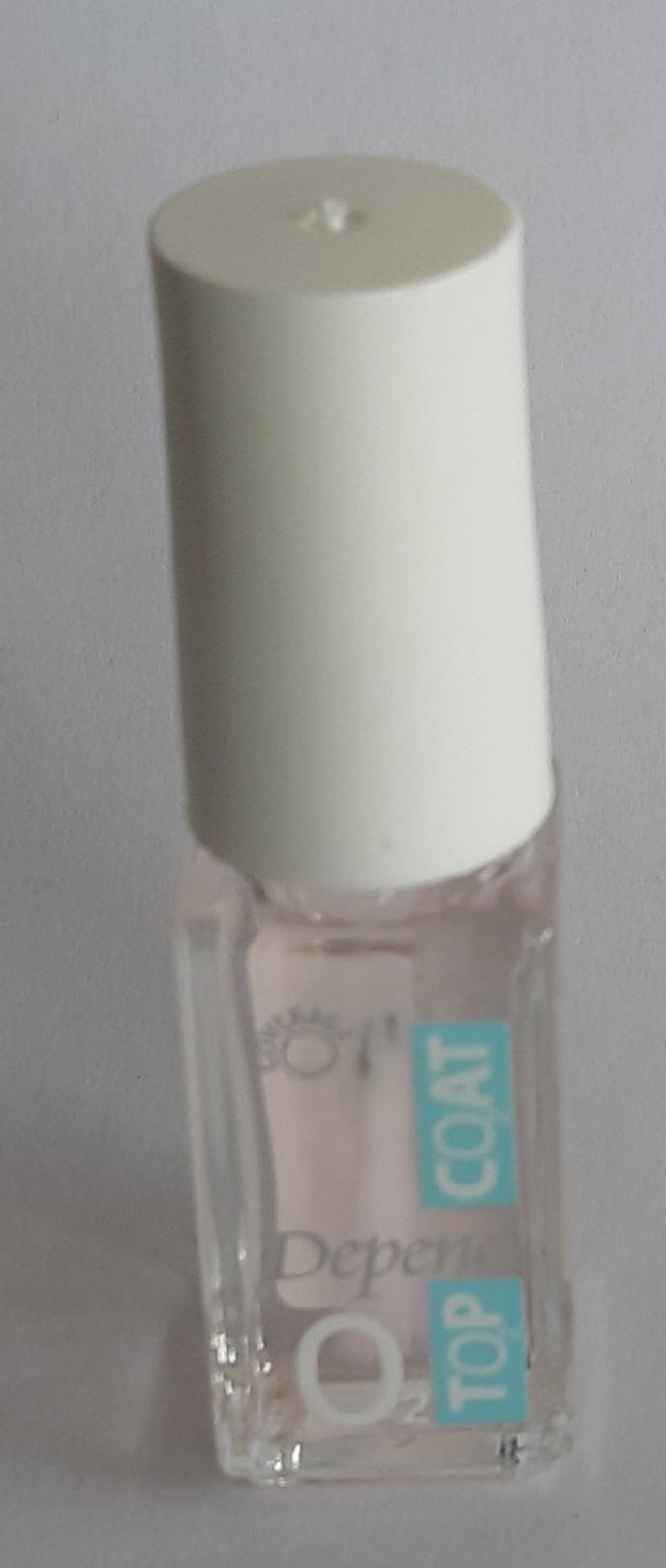 Mykored Anti-Voetschimmel en O2 Depend Nagellak Nagellak O2 Depend zuurstof doorlatend Topcoat