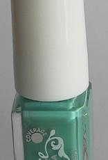 O2 Depend Nagellak zuurstofdoorlatend Nagellak O2 Depend zuurstof doorlatend nr. 5068 pastel blauw turqoise