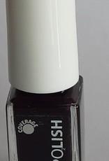 Mykored Anti-Voetschimmel en O2 Depend Nagellak Nagellak O2 Depend zuurstof doorlatend nr. 528 zwart paars