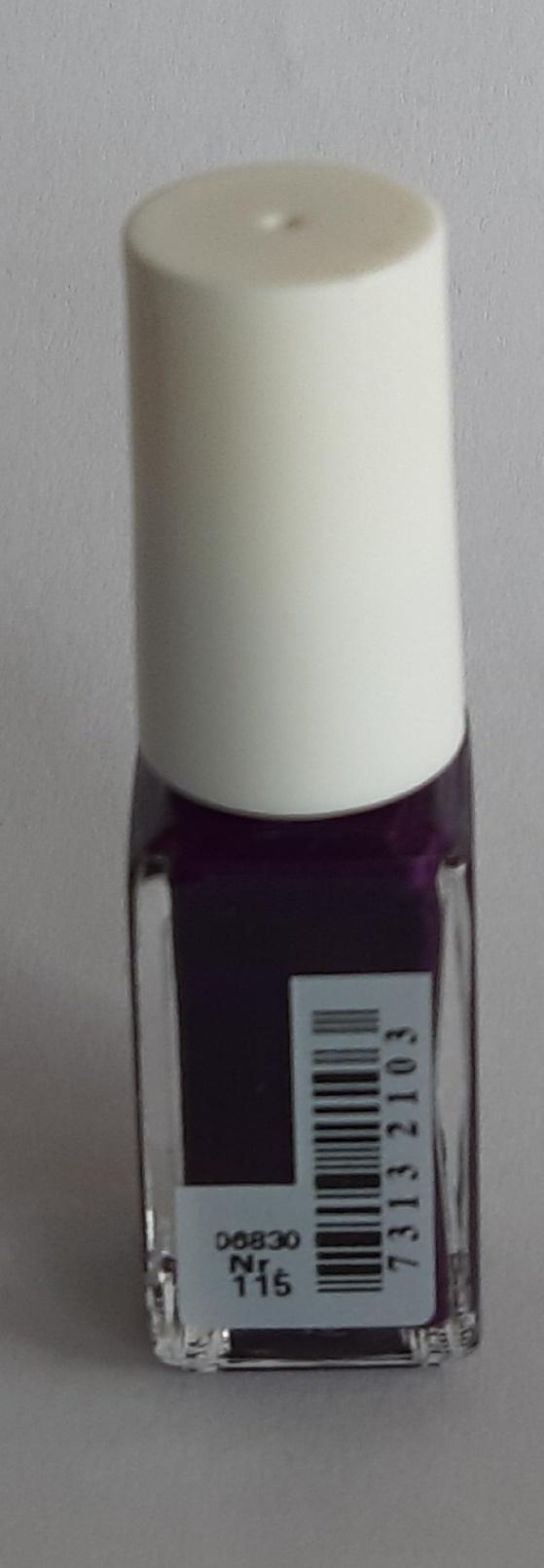 Mykored Anti-Voetschimmel en O2 Depend Nagellak Nagellak O2 Depend zuurstof doorlatend nr. 115 donker paars