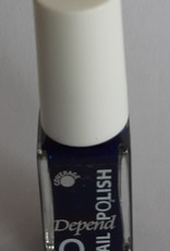O2 Depend Nagellak zuurstofdoorlatend Nagellak O2 Depend zuurstof doorlatend nr. 553 donker blauw