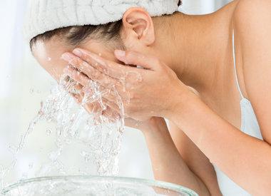 Reiniging en scrub