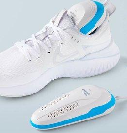 Shoefresh schoendroger en reiniger Mini Shoefresh schoenverfrisser Reinig en droog je schoenen nu ook gemakkelijk op reis.
