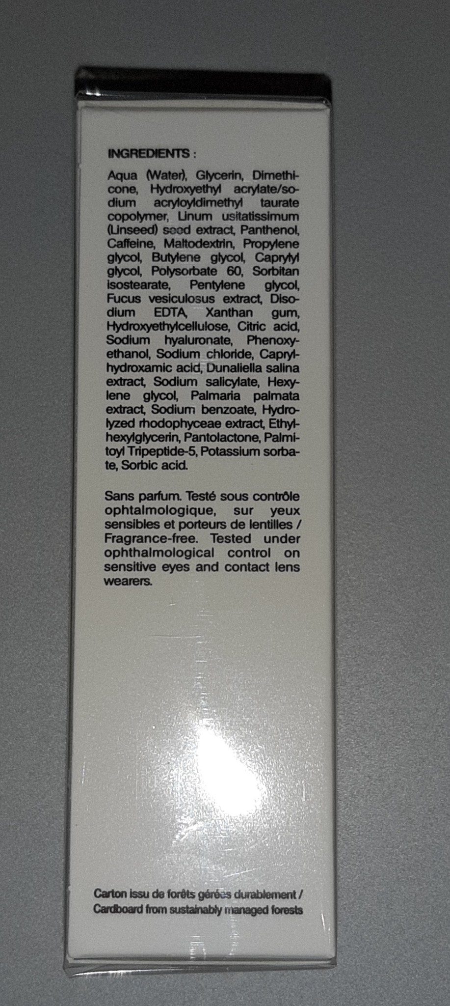 Sothys Cryo roll-on tegen wallen onder de ogen / Roll-on Cryo anti-poches Sothys