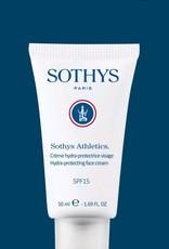 Sothys Crème Hydra-Protectrice Visage SPF15 Athletics