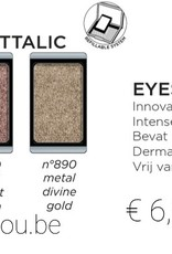 Artdeco Eyeshadow Jewels Sparkle Mettalic oogschaduw nr. 880 metal nougat cream