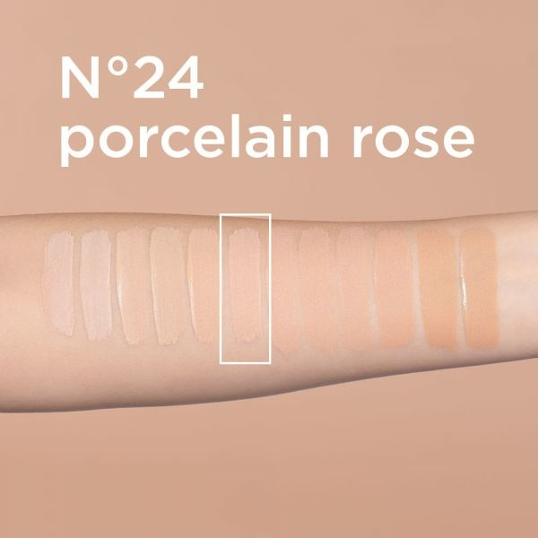 Artdeco Foundation Perfect Teint nr. 24 Porcelain Rose koude kleur
