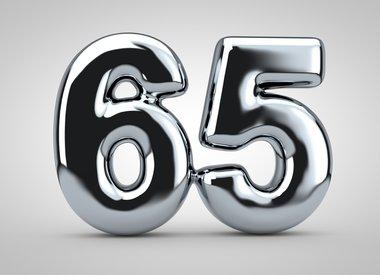 Gezichtscrème en serums vanaf 65 jaar