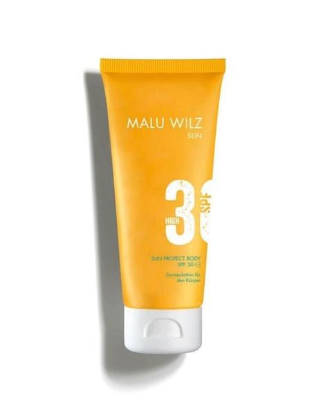 Malu Wilz SPF30 zonnebrandcrème voor het lichaam