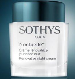 Sothys Nachtcrème Noctuelle anti-aging Crème Rénovatrice Jeunesse Nuit