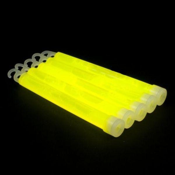 Knicklicht 15 cm in gelb (bulk)