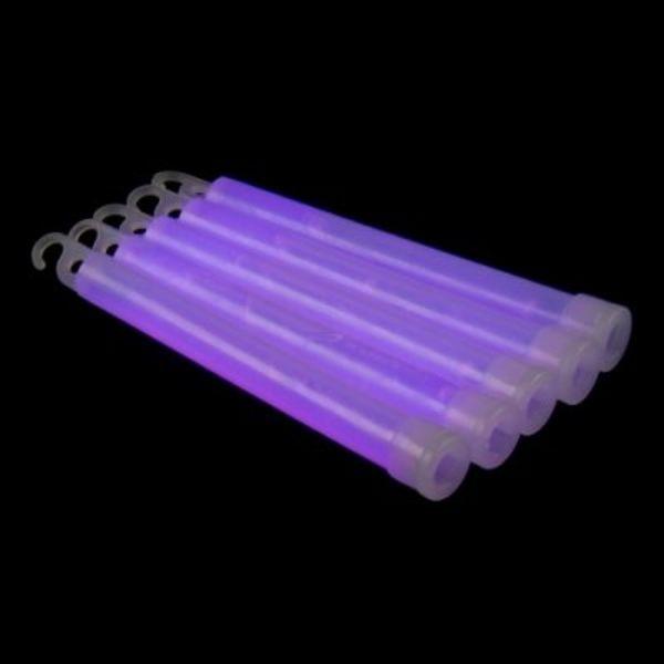Knicklicht 15 cm in violett (bulk)