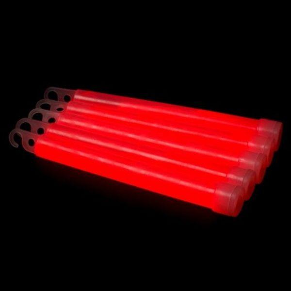Glow Stick 6 inch Red (Bulk)