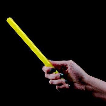 GlowFactory Glow Stick 10 Inch Yellow