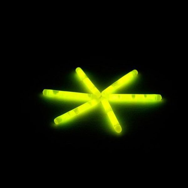 Glow Stick 1.5 inch Yellow (Bulk)