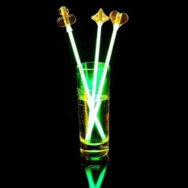 Glow Cocktail Stirrer 4 pack (Bulk)