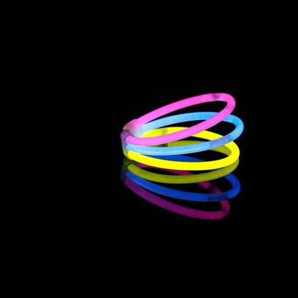 Triple Glow Stick Connectors