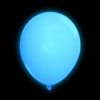 GlowFactory Light Up Balloon Blue