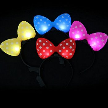 Light Up Funny Ears