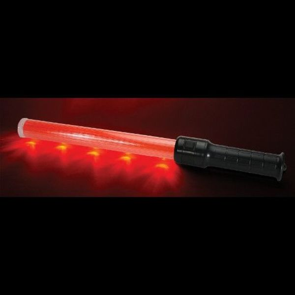 GlowFactory Signal Traffic Zauberstab LED Taschenlampe